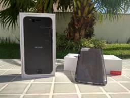 Celular Xiaomi Mi 6 Black Mi6 64gb Ram 6gb Global Versão Preto Dual