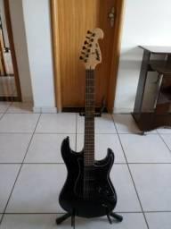 Guitarra Elétrica Memphis Preta Mg 32 T Tagima + Amplificador cubo Meteoro M10 10w