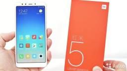 Xiaomi Redmi 5 Plus 64GB 4G Desbloqueado Preto