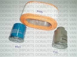 Kit filtro ar, oleo, combustivel hyundai hr 05/12
