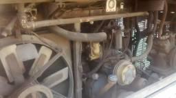 Motor de ônibus Scania 112