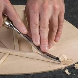 Formão para Luthier