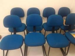 Cadeiras linha secretaria