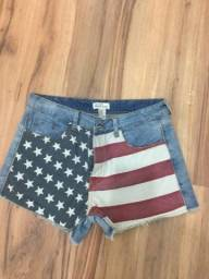 Shorts - Nunca usado