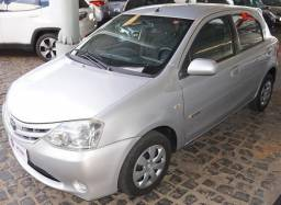 TOYOTA ETIOS 1.3 XS 16V FLEX 4P MANUAL - 2013