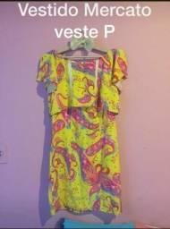 Vestido Mercatto P ,novo na etiqueta