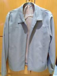 Jaqueta masculina T E - numero 16 - bege 2b0111ebc199a