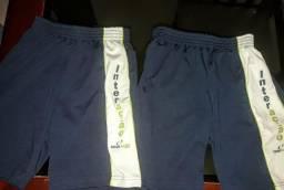 Shorts de Ed.Fisíca (Colégio Interação)