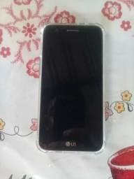 Vendo smartphone LG K10 2017 32 GB de memória e 2 de Ram