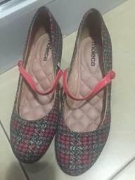 db4683bc33 Sapato feminina Moleca original Novo n 37