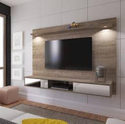 Painel para TV de até 60''Polegadas Platinum Novo