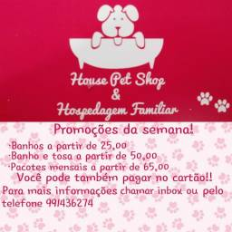 House Pet Hospedagem Familiar