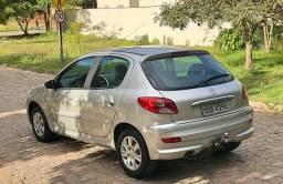 Peugeot 207 1.4 2012 completo. Nota 10. - 2012