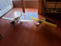 Aeromodelo novos