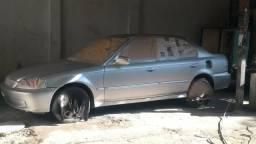 Civic 1.6 16v automático - 2000