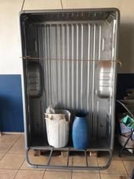 Carroceria completa hilux cabine simples - 2015