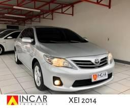 Corolla XEI - 2014
