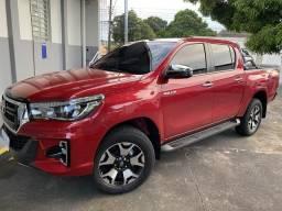 Toyota Hilux 19/19 - 2019