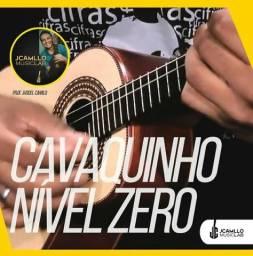 Curso | Aulas de Cavaquinho | Particular | JCMusicLab