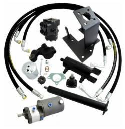 Kit Direção Hidraulica Trator Mf