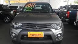 L200 triton outdoor aut 4x4 diesel mod 2017 - 2016