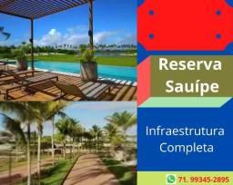 Reserva Sauípe, lotes com completa infraestrutura, a partir de 450 m², no Destino Sauípe