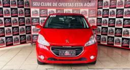 Peugeot 208 active, Luiz Marcatto