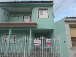 Casa com andar no Conj Lafayete Coutinho, Prox ao Gbarbosa