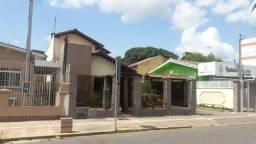 Alugo Lindo Sobrado de Condomínio no Centro de Canoas, 3 dorm. suíte. Cód. 50794