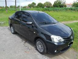 Etios sedan 1.5 XS 2014 76 mil rodados - 2014