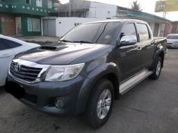 Vendo Hilux SRV 3.0 4x4 2012 - 2012
