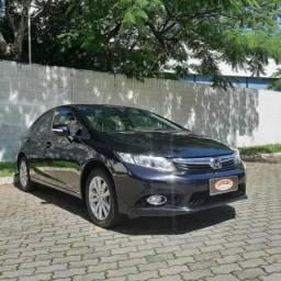 Civic Sedan LXS 1.8 1.8 Flex 16V Aut. 4p - 2012