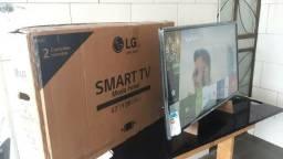 TV LG Smart inteligência artificial