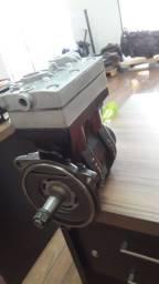 Compressor do motor volvo fh d13 revisado