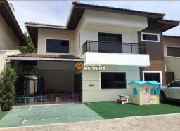 Casa duplex de 189m2 em condomínio fechado no Edson Queiroz, Fortaleza-Ce