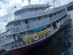 Barco novo para a venda