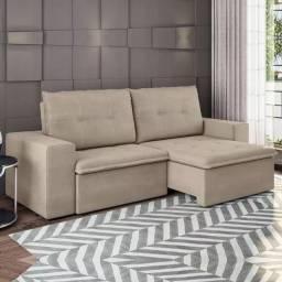 Sofa retratil e reclinavel valencia RRR61