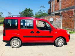 Fiat Doblo Essence 1.8, 2014, 7 lugares, completa