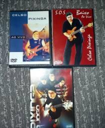 DVD's Celso Pixinga