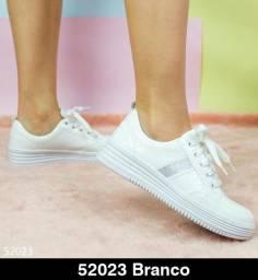 Tenis Feminino Branco - 52023 Branco