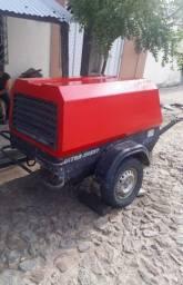 Compressor de ar a diesel
