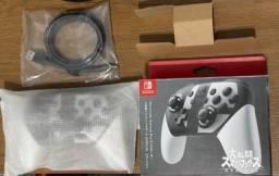 Pro Controller Nintendo Switch- Edição Smash Bros