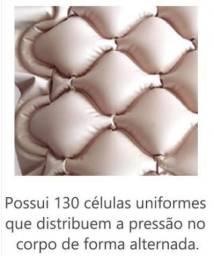 Colchão Pneumático Air Plus Completo Dellamed 220V