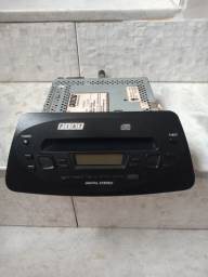 Alto rádio. Original Fiat brava
