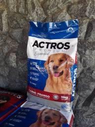 Ração Actros Premium Especial Adultos 15kg