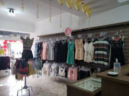 Vendo Loja de Roupas Femininas e Masculino
