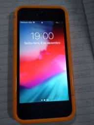 iPhone 5 s 16 gigas cinza space