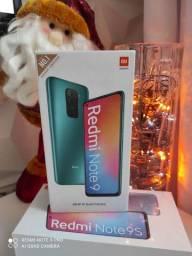 Revolução! Redmi Note 9s da Xiaomi.. NOVO LACRADO COM GARANTIA e entrega hj
