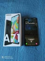 Vendo ou troco! Galaxy A71-/128g/6 de ram...