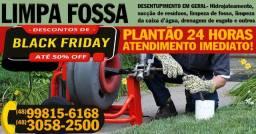 Caminhão Pipa e Desentupidora 24 horas Itajaí